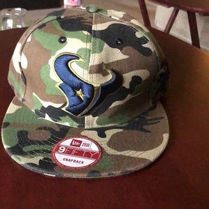 New Era Houston Texans Cap